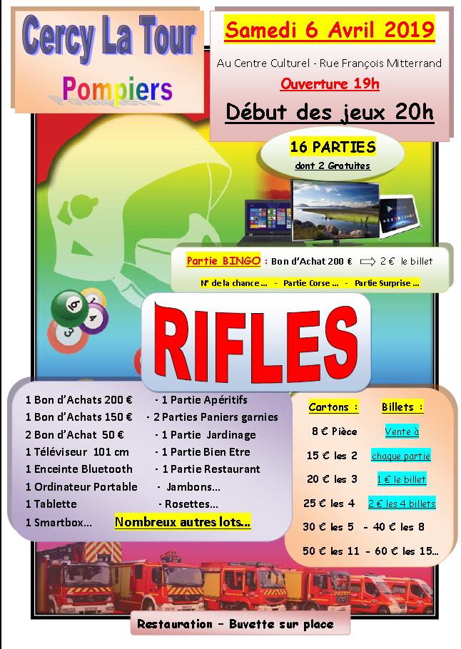Rifles Cercy